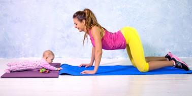 Упражнения на спину и поясницу